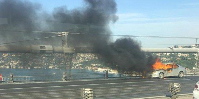 15 Tennuz köprüsünde korkunç olay