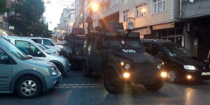 İstanbul'da iftar saatinde silahlı saldırı dehşeti