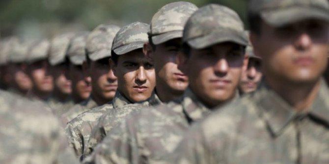 Askerlik süresini kısaltan kanun Meclis'ten geçti: 106 bin asker erken terhis olacak