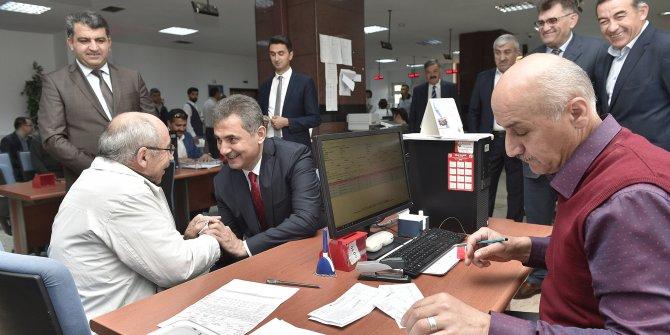 Başkan Murat Köse'den personele nasihat