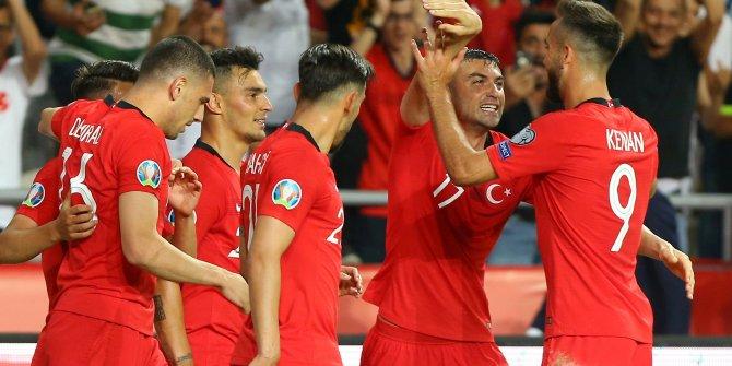 İzlanda-Türkiye maçı muhtemel 11'leri