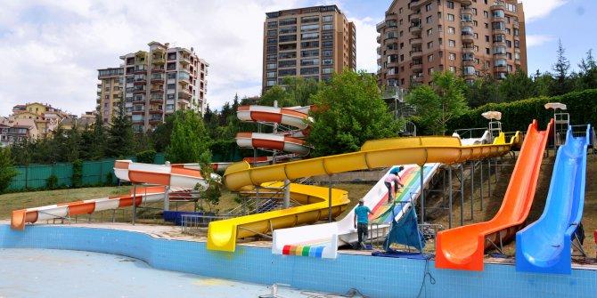 Aqua Park yenileniyor