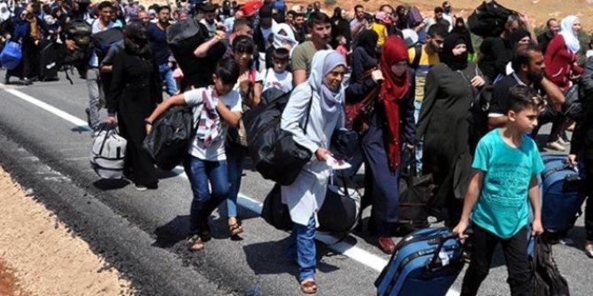 Suriye'den Türkiye'ye yeni göç dalgası kapıda