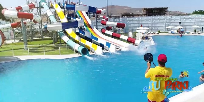 Aqua Park sezonu açtı