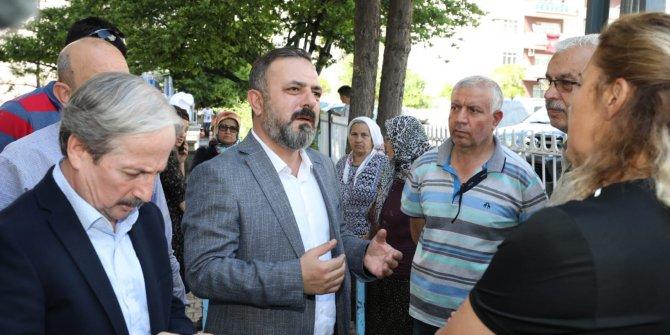 Sincan Belediye'sinden sel mağdurlarına destek