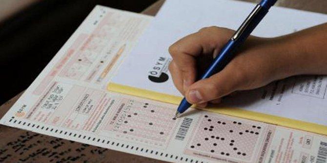 Üniversite sınavına 2,5 milyon kişi girecek