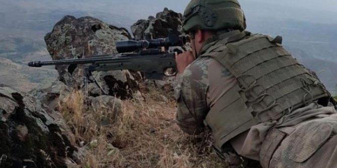 Hakkari'deki operasyonda PKK'ya bir darbe daha