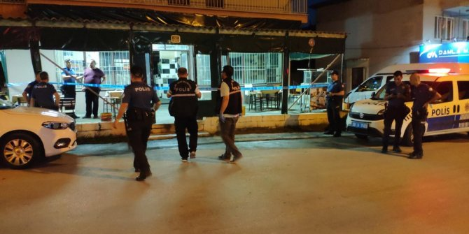 'Çay parası' kavgasında 2 kişi yaralandı