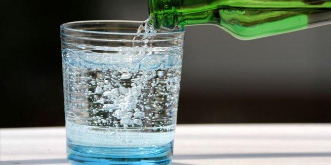 Maden suyu kullanarak kozmetik ürettiler