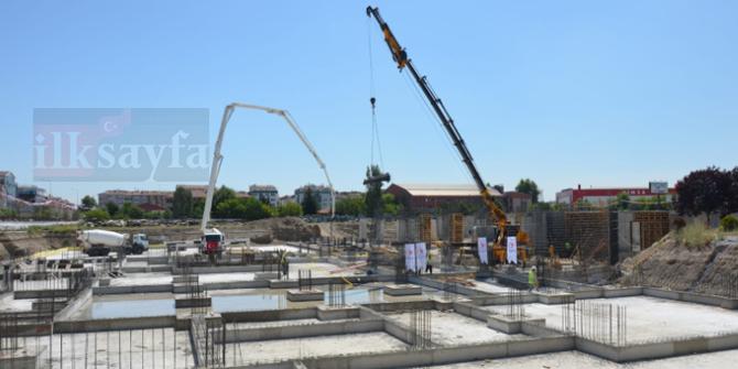 Sincan Kültür ve Kongre Merkezi Başkent'in en büyüğü olacak