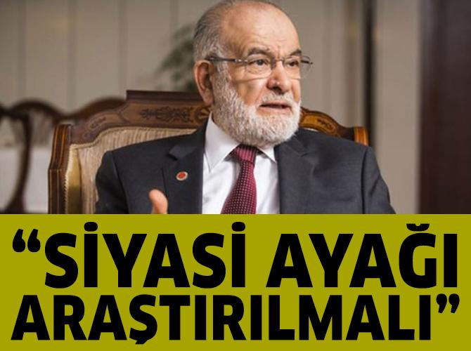 Karamollaoğlu'ndan 15 Temmuz mesajı: Siyasi ayağı araştırılmalı