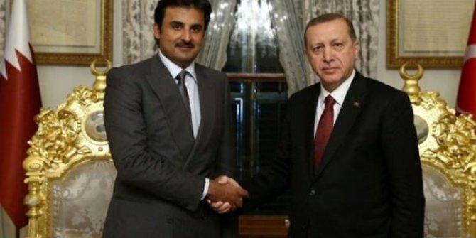 Katar Emiri'nden 15 Temmuz açıklaması