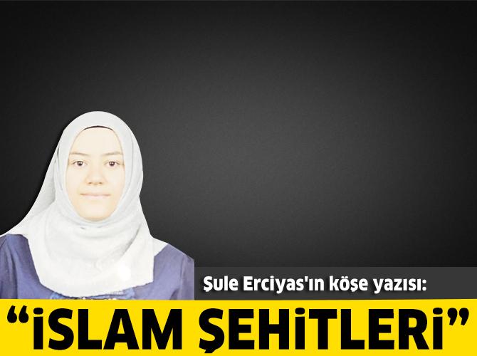 İslam Şehitleri