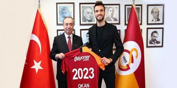 Galatasaray yeni kalecisini resmen açıkladı