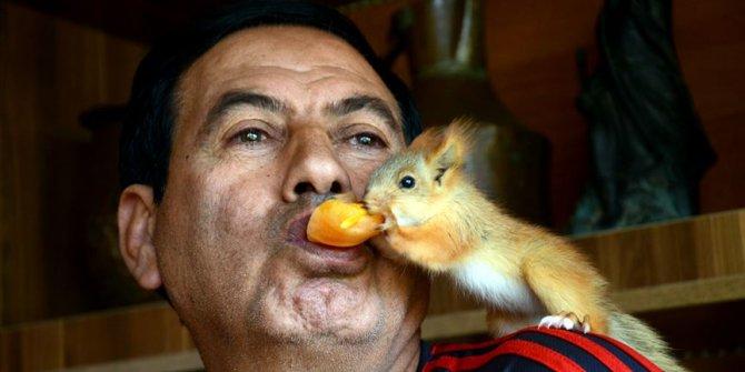 Sincap 'pamuk' Kültür Evi'nin maskotu oldu