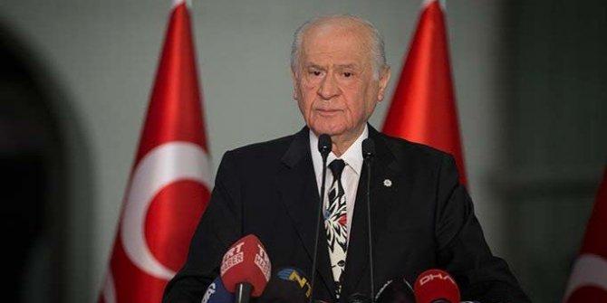 MHP lideri Devlet Bahçeli taburcu oldu