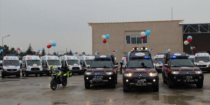 'Türkiye, dünyanın en geniş ambulans filolarından birine sahip'
