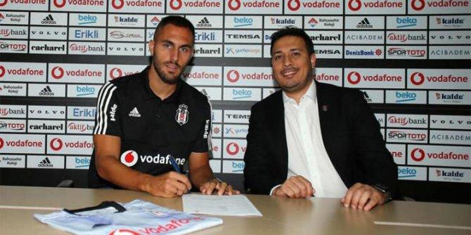Beşiktaş Victor Ruiz transferini resmen açıkladı