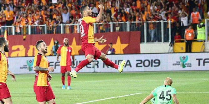 Süper Kupa Galatasaray'ın
