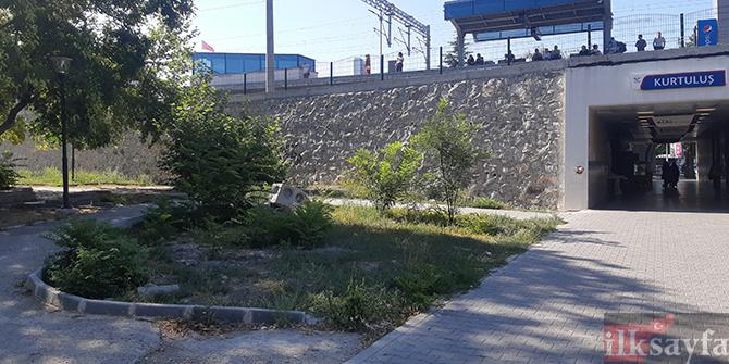 Naim Süleymanoğlu Parkı'na bakım talebi