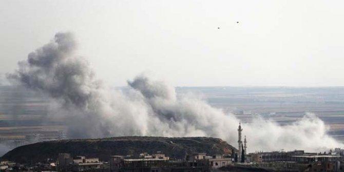 Suriye'nin kuzeyinde çatışmalar alevlendi