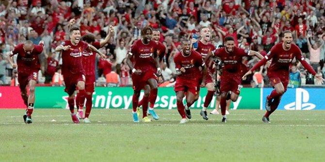 Liverpool İstanbul'da yine güldü