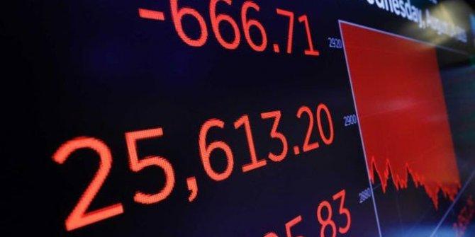 ABD piyasalarında sert düşüş