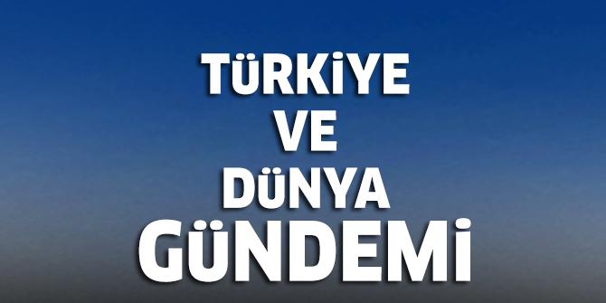 22 Eylül 2019 Türkiye ve dünya gündemi