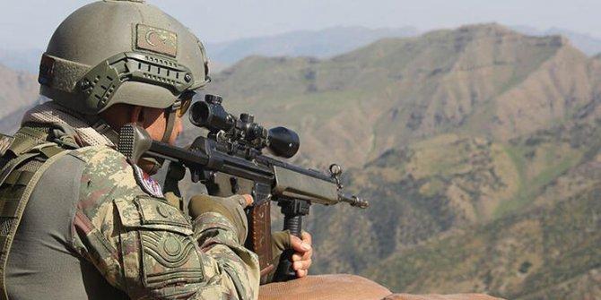 PKK'ya büyük darbe: 12 terörist öldürüldü