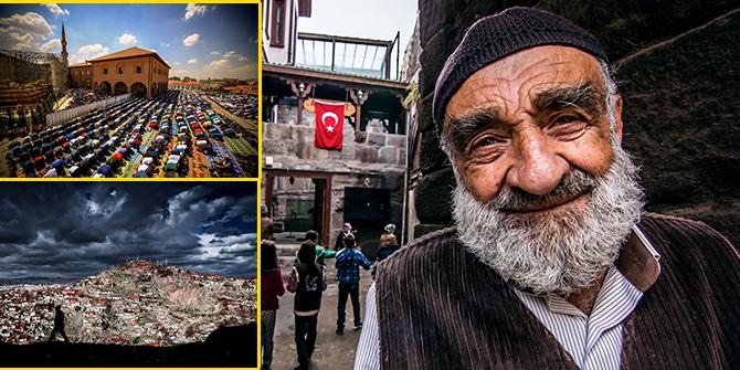 Altındağ'da fotoğraflar yarıştı