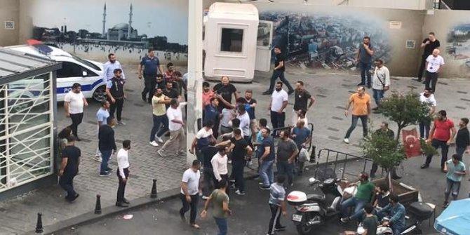 Taksim'de ortalık karıştı: Gözaltılar var