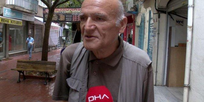 """Görme engelli adama saldırı: """"Ölüyorum herhalde dedim"""""""