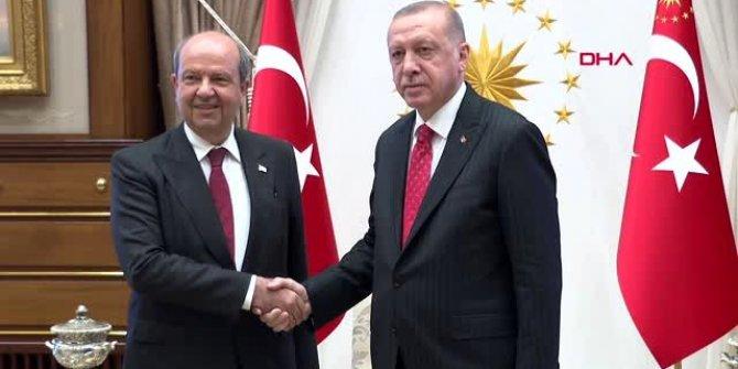 Ersin Tatar: Türkiye bize güç veriyor