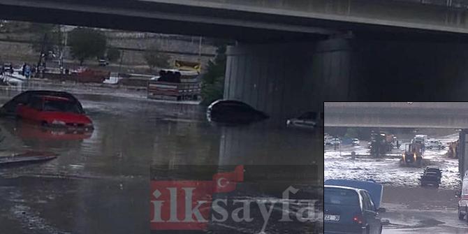 Ankara Boğaziçi'nde yine aynı manzara
