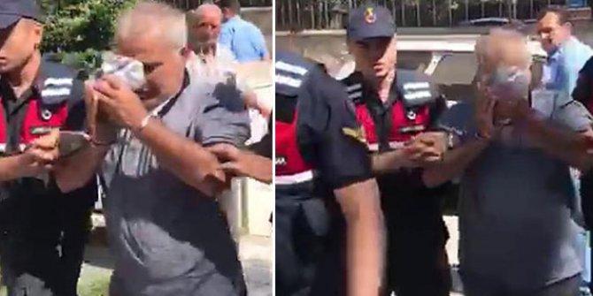 'Tövbekar dolandırıcı', cami çıkışı yakalandı