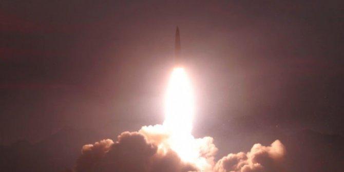 Kuzey Kore birden fazla füze fırlattı