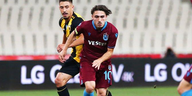 Dünya devi Trabzonsporlu yıldızı izlemeye aldı