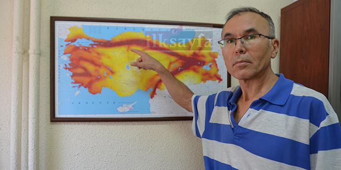 Ankara'nın merkez ilçelerinde deprem tehlikesi yüzde 50 arttı