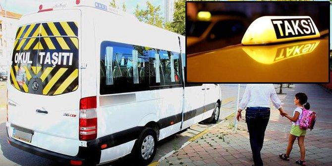 Ankara'da taksi ve servis ücretleri zamlandı