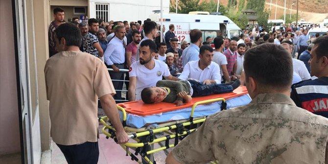 Bitlis Hizan'da feci kaza: 10 ölü