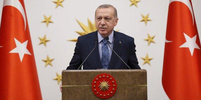 Erdoğan: Belediye başkanlarının görevi devr-i sabık peşinde koşmak değildir