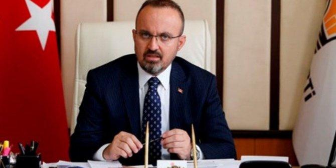 Erdoğan olmasa biz AK Parti'li vekiller bir hiçiz