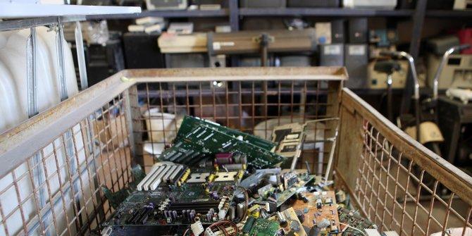 Yenimahalle'de elektronik atık yarışması