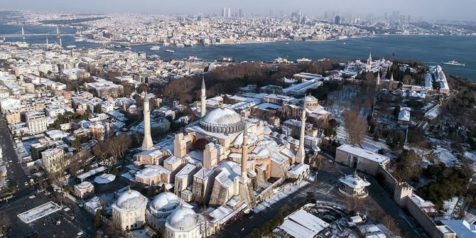 '2023'te İstanbul'a 70 milyon turist bekliyoruz'