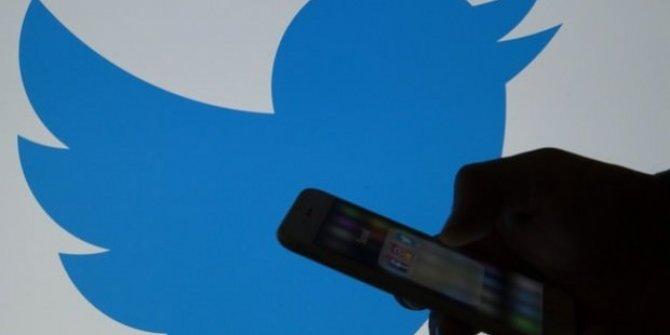 Twitter'dan terör örgütüne skandal destek