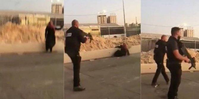 Katil İsrail güçlerinden vahşet: Filistinli kadın şehadete erişti