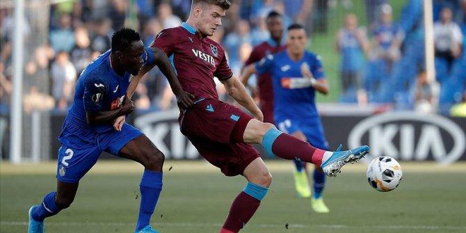 Trabzonspor Avrupa Ligi'ne mağlubiyetle başladı