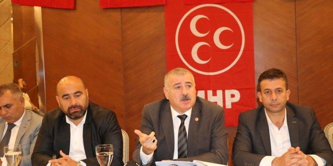 Bakan Gül'e MHP'den destek: Kimseye yedirmeyiz