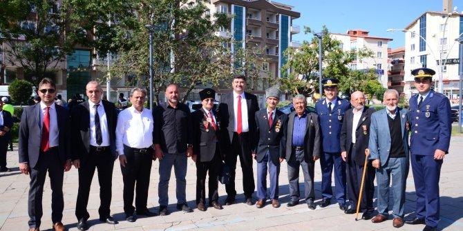 Kahramankazan'da Gaziler Günü kutlandı