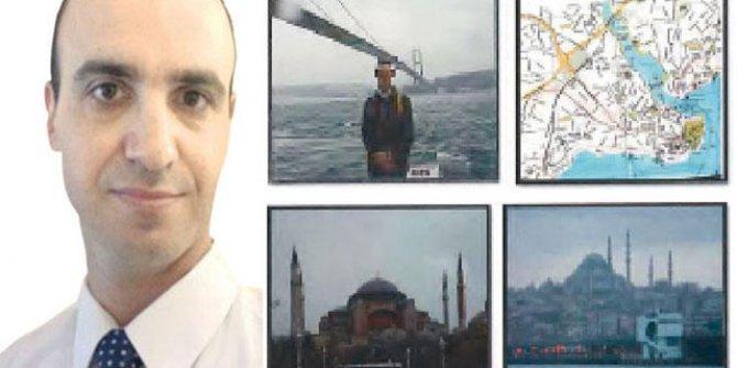 ABD'de yakalandı: Hedef İstanbul